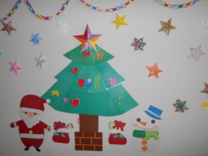 壁画クリスマス (1)