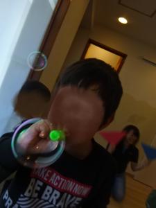シャボン玉①